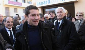 David Lisnard ouvre sa permanence à Cannes la Bocca