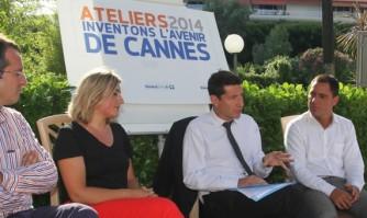 Lancement des ateliers 2014 « inventons l'avenir de Cannes » avec David Lisnard