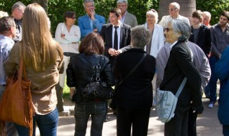 Rencontre avec les habitants du quartier Gallia - Montfleury