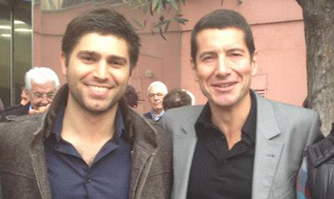 Stéphane Shazad soutient David Lisnard
