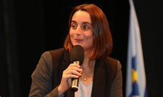 Marie Pourreyron soutient David Lisnard