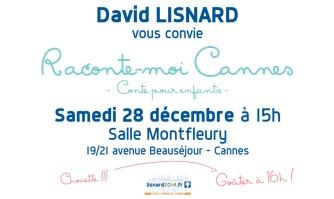 Cannes racontée aux enfants