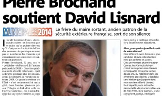 Pierre Brochand soutient David Lisnard