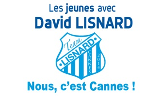 Invitation au lancement officiel de la Team Lisnard