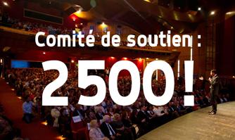 """Avec David Lisnard, 2500 Cannois crient """"Vive Cannes"""""""
