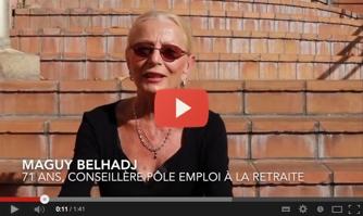 Maguy Belhadj soutient David Lisnard