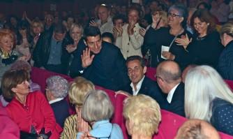 Nicolas Sarkozy et David Lisnard