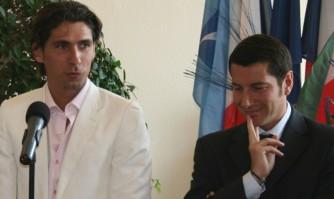 Julien Escudé soutient David Lisnard