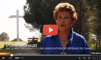 Sylvie Michaud soutient David Lisnard