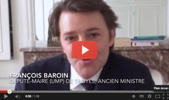 François Baroin soutient David Lisnard