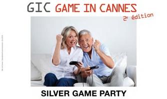 """A Cannes, une """"game party"""" ... pour les seniors !"""