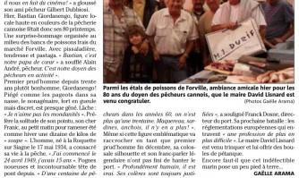 David Lisnard fête les 80 ans de Bastian Giordanengo