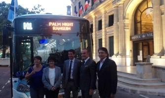 David Lisnard lance l'extension des bus de nuit