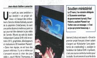 "A Cannes, des ""gamers"" veulent réinventer ""Zelda"""