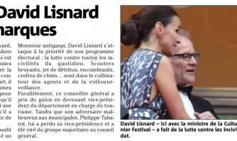 A Cannes, David Lisnard a pris ses marques