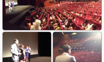 700 écoliers cannois au Palais des Festivals