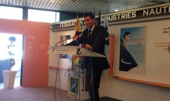 Inauguration du Cannes Yachting Festival