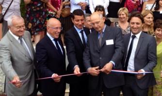 Inauguration de la nouvelle Maison des Gabres