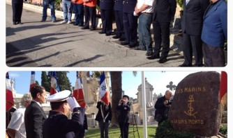 Hommage aux Marins cannois