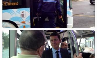 Sécurisation des bus par la Police municipale