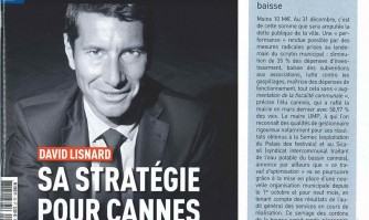 La stratégie de David Lisnard pour Cannes