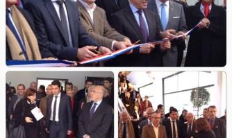 Gare de Cannes : inauguration du hall voyageurs