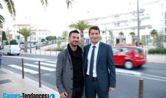 Vivre une journée dans la peau du maire de Cannes