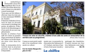 La médiathèque Rothschild réaménagée