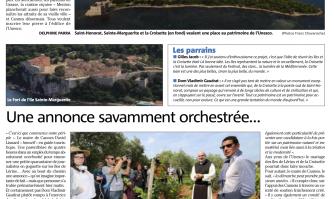 Unesco : Cannes veut jouer dans la cour des grands