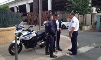 Nouvelles opérations de police dans les quartiers