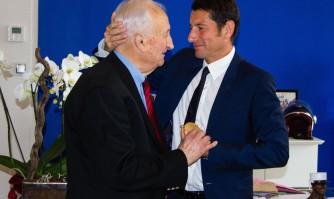 Jacques Dozol médaillé d'or cannois