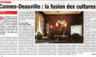 Cannes - Deauville : la fusion des cultures