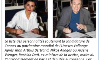 Unesco : Rachida Dati et Robert Hossein en soutien