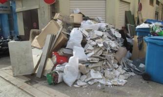 Lutte contre l'incivisme : 1 000 euros d'amende pour dépôt sauvage
