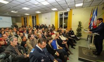 David Lisnard lance les Citoyens vigilants à Cannes