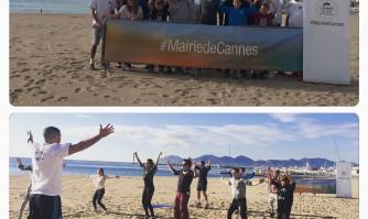 Sport en plein air : David Lisnard lance le training intergénérationnel