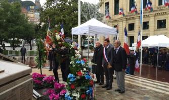 Hommage aux Morts pour la France en Afrique du Nord