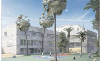 Broussailles : une nouvelle école