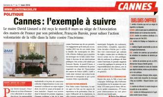 Cannes : l'exemple à suivre