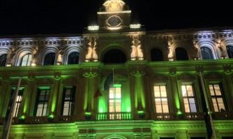 Cannes se met au vert pour Saint Patrick