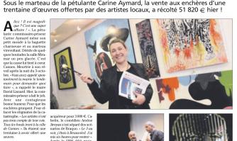 Help Cannes : l'art et les Cannois au rendez-vous