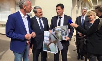 50 000€ pour la réparation de l'école La Frayère