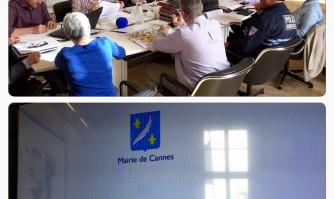 David Lisnard prépare un nouveau quartier pour La Frayère