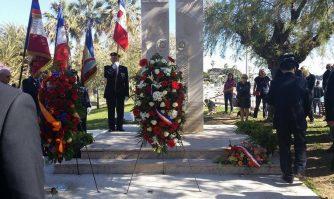 Cannes rend hommage aux victimes du Génocide arménien