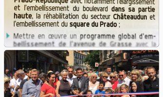 Renouveau du quartier République : encore un engagement tenu !
