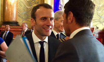 David Lisnard plaide pour la Côte d'Azur auprès du Gouvernement