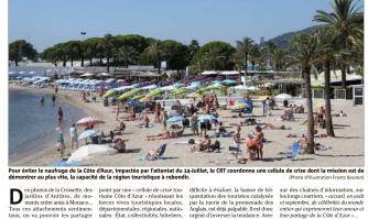 Tourisme sur la Côte : un plan de sauvetage