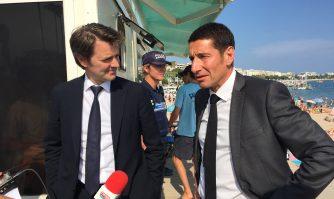 David Lisnard et François Baroin dénoncent le désengagement de l'Etat