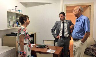 Social : la Ville assure des permanences médicales dans les locaux de son CCAS