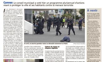Cinq millions d'euros pour lutter contre le terrorisme